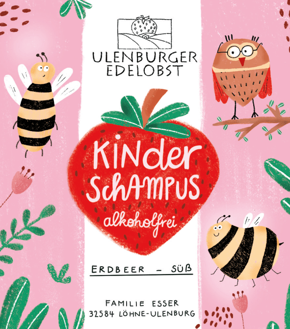 Ulenburger_Kinderschampus_Etikett